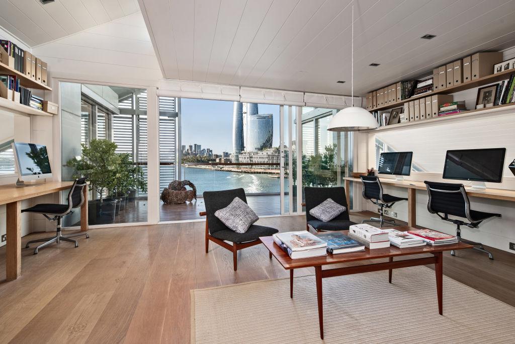 Michael Maxwell of Sydney Wharf 45/56a Pirrama Road Pyrmont
