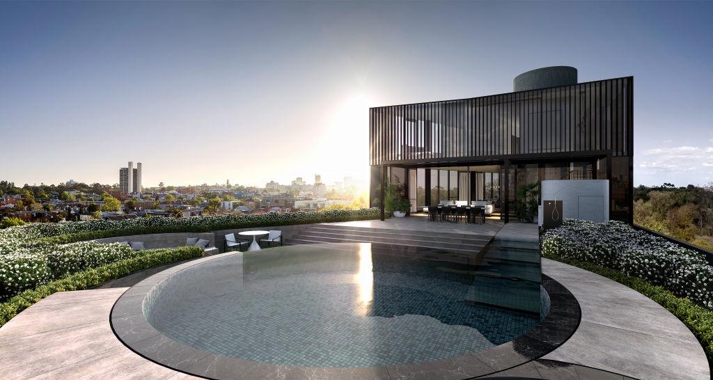 The Muse  409 St Kilda Rd, Melbourne  Architect: Bruce Henderson Architects  Developer: Devitt Property Group