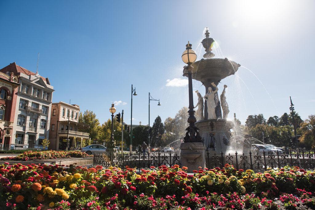 Alexandra Fountain, Bendigo