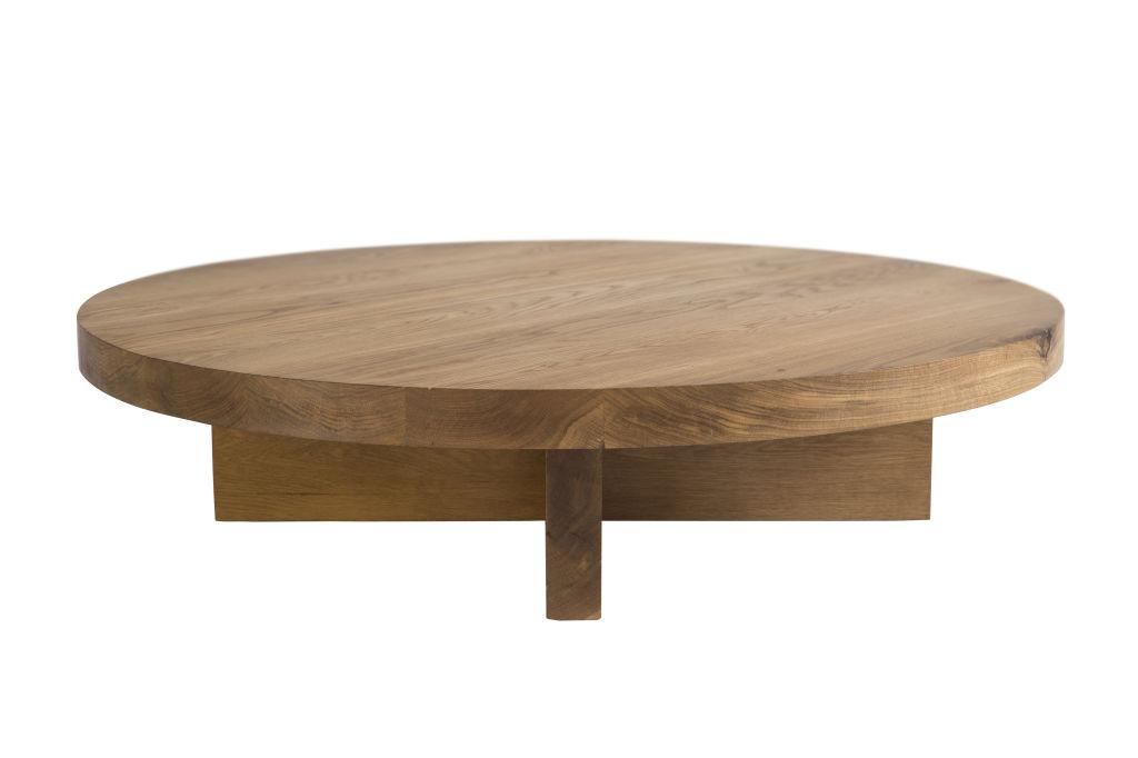 Mark Tuckey Oxo coffee table in American Oak