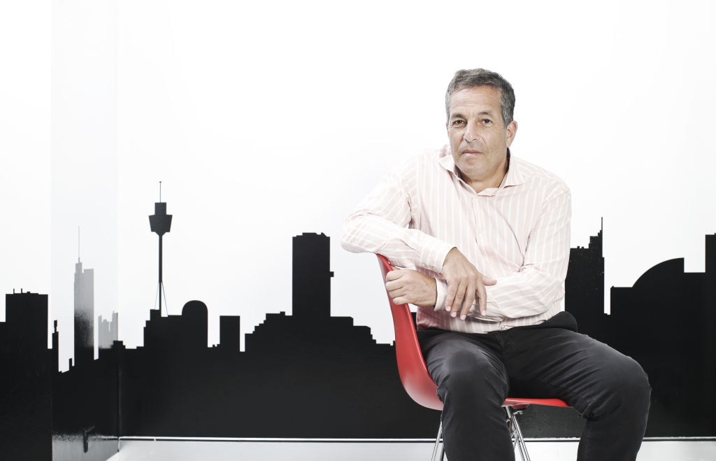 Reckon CEO and founder Clive Rabie