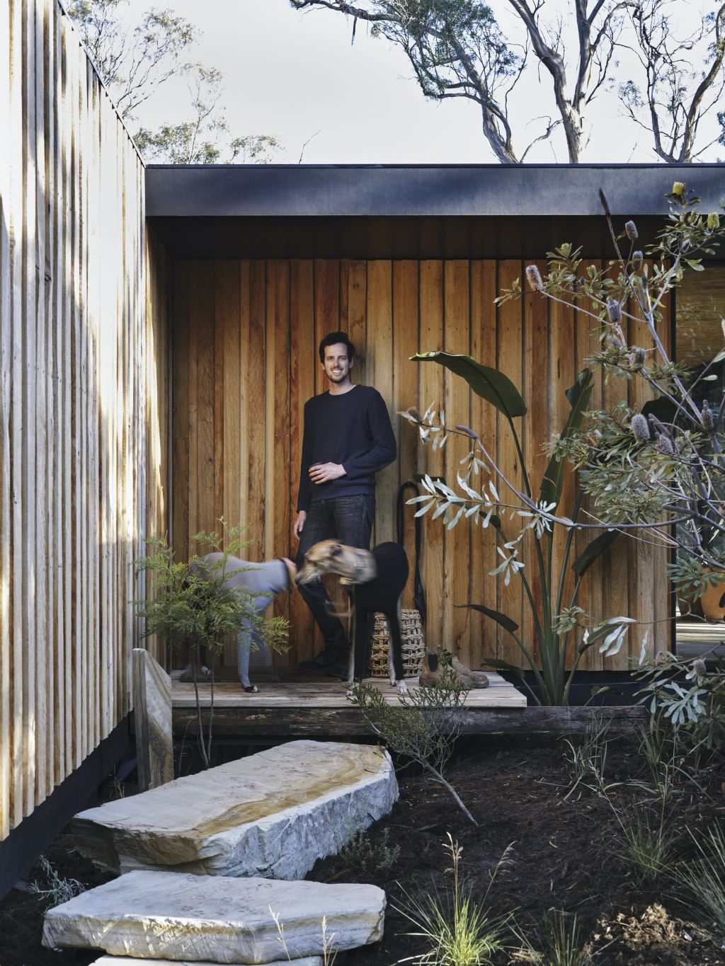 Moveable, small house in Tasmania.