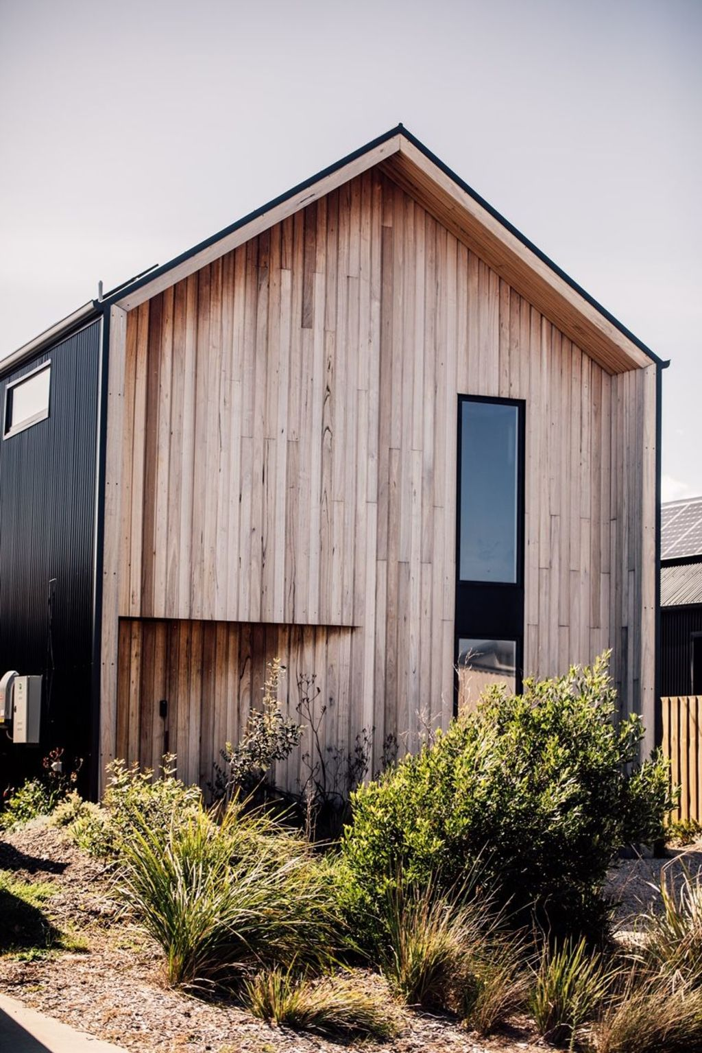 The Cape, sustainable housing development at Cape Paterson.