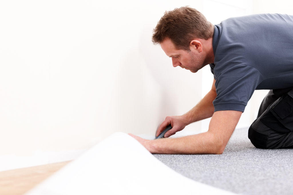 Fresh carpets and a new paint job could help improve the appeal of a rental property.