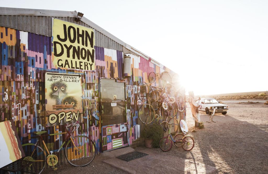 John Dynon Gallery, Silverton