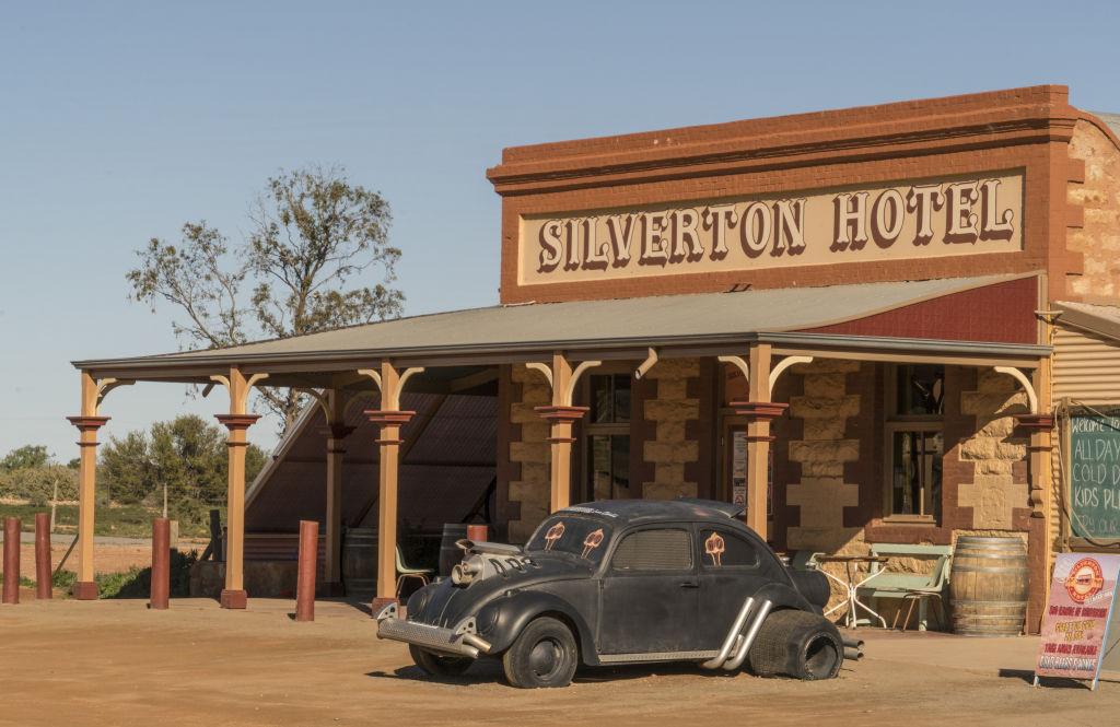 Silverton Hotel, Silverton