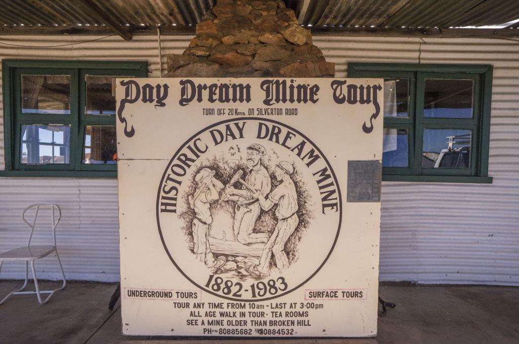 Day Dream Mine, Silverton