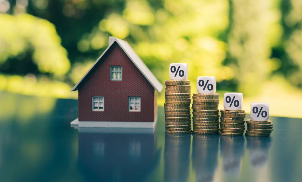 There are several different kinds of interest rates associated with home loans, which each have different meanings.
