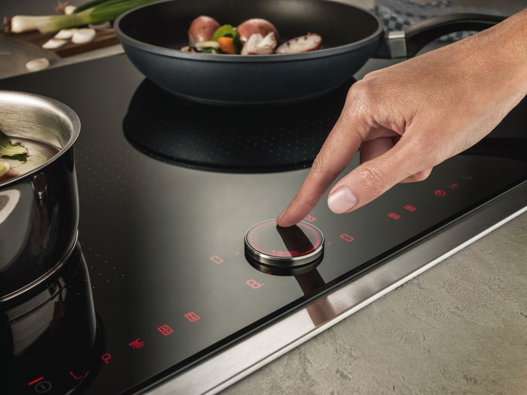 NEFF induction cooktop_TwistPadFire