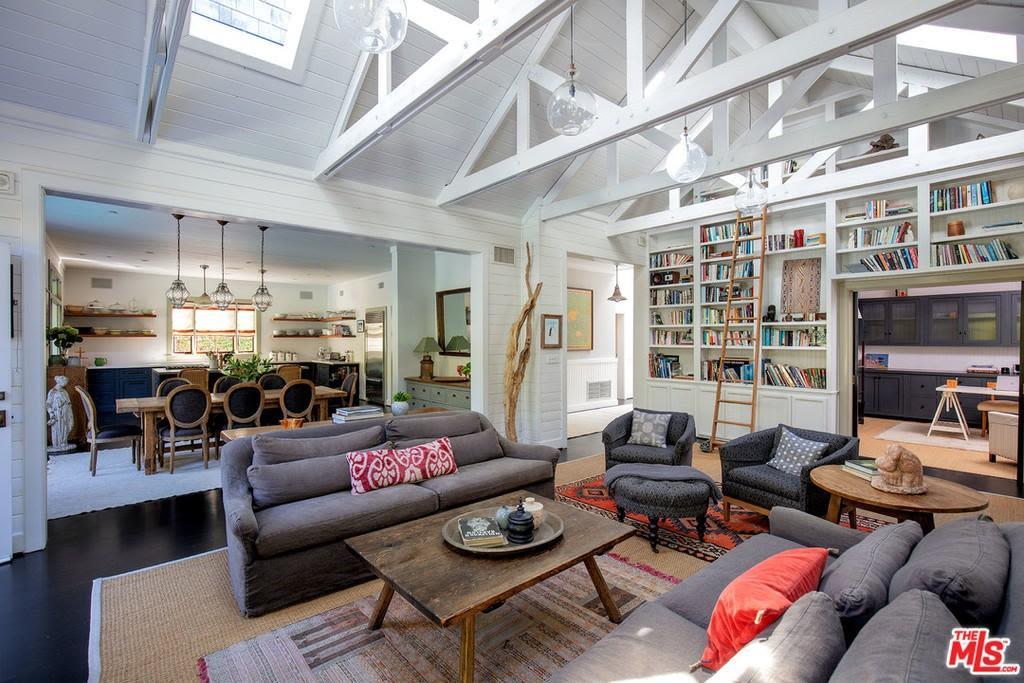 Simon Baker Californian home