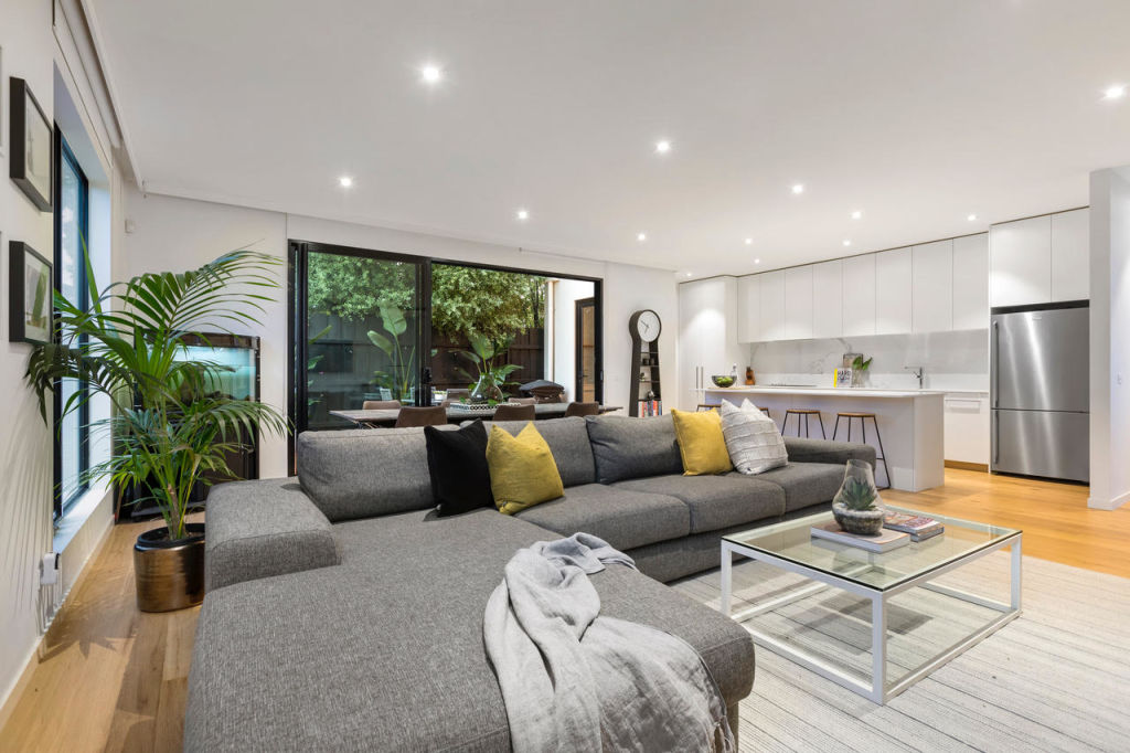 Cody O'Gorman wanted to create a cutting edge family home that would also appeal to future buyers.