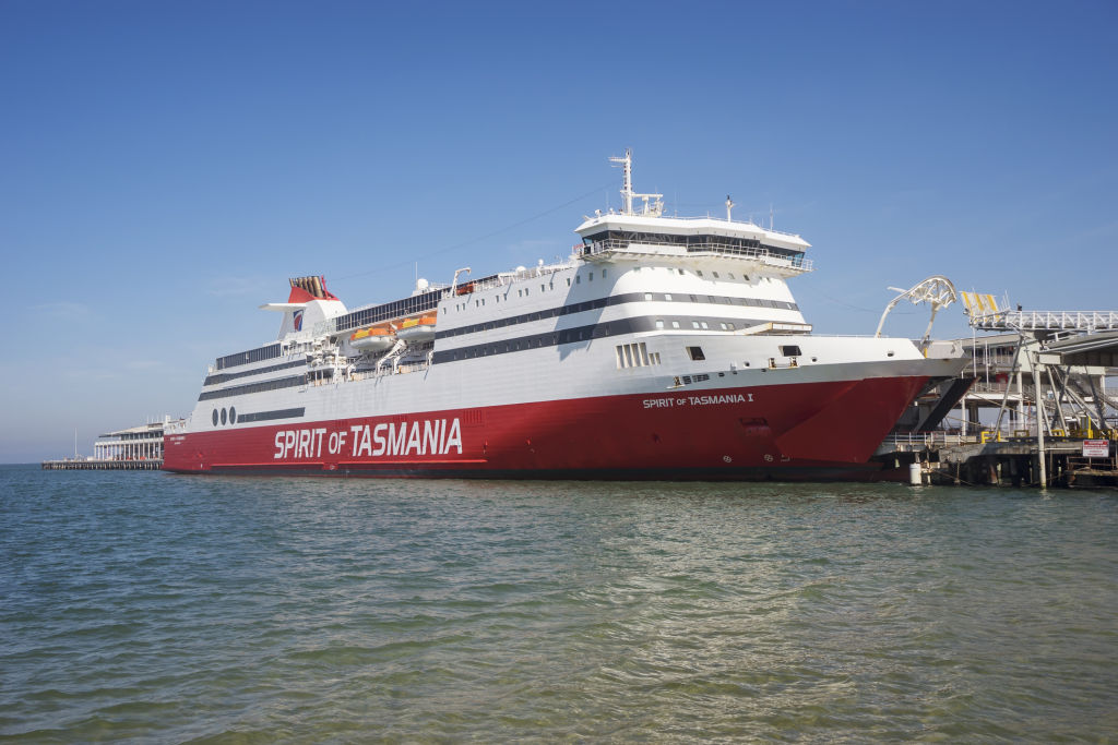 Spirit of Tasmania operates two ferries between Melbourne and Devonport on the north coast of Tasmania. This is the primary form of vehicle transport between Tasmania and the mainland.