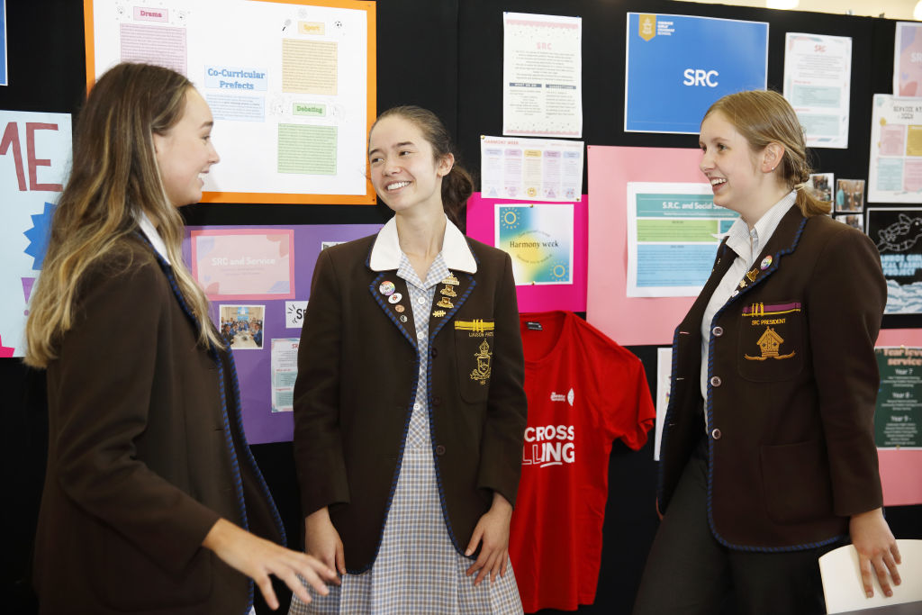 Ivanhoe Girls Grammar_Student Representative Council