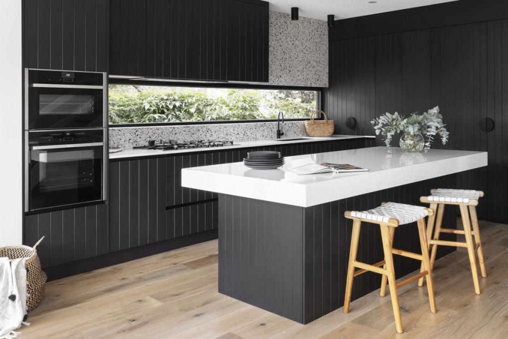 Beaumaris kitchen by GIA Renovations