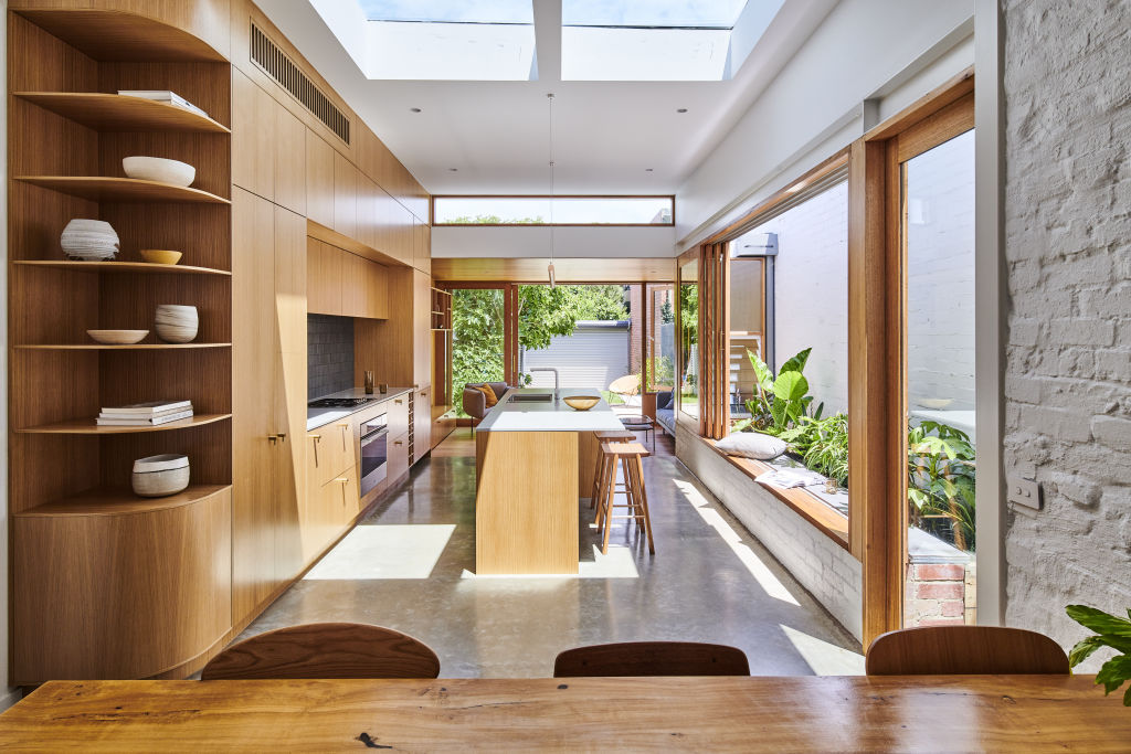 Barkly House by Dan Gayfer Design_kitchen
