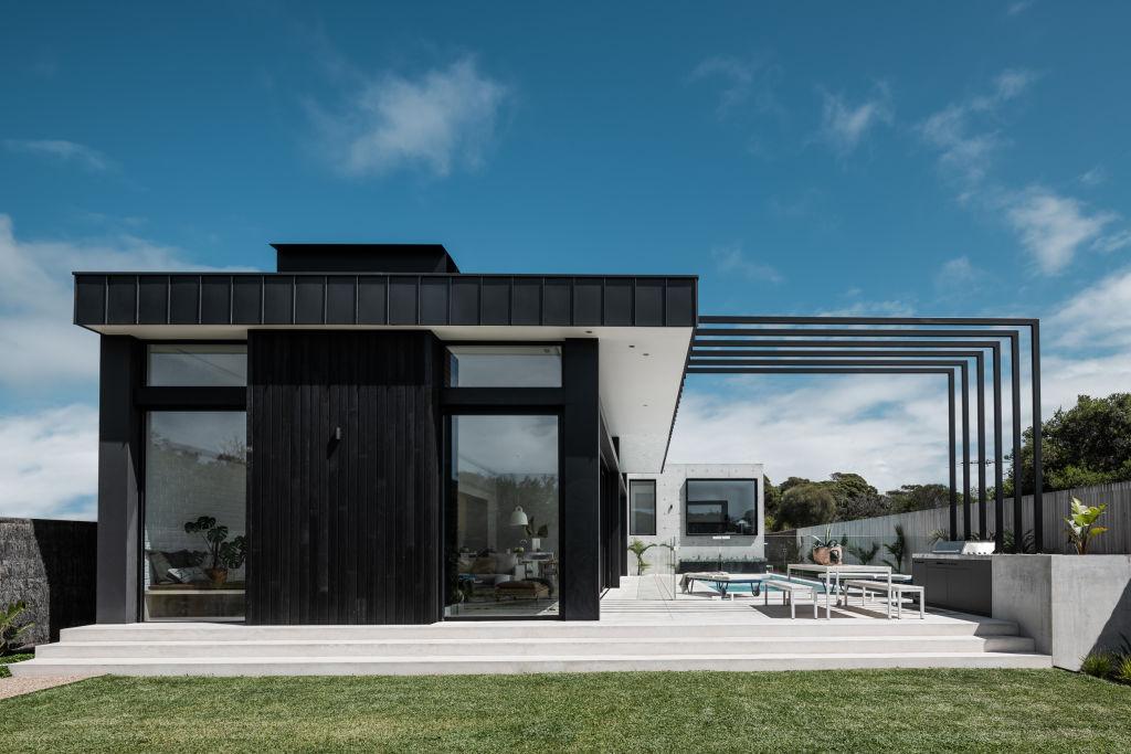Design Brief - Coastal Pavilion by Mim Design.