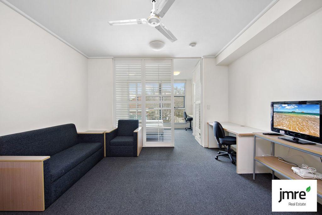 Swanston Street apartment