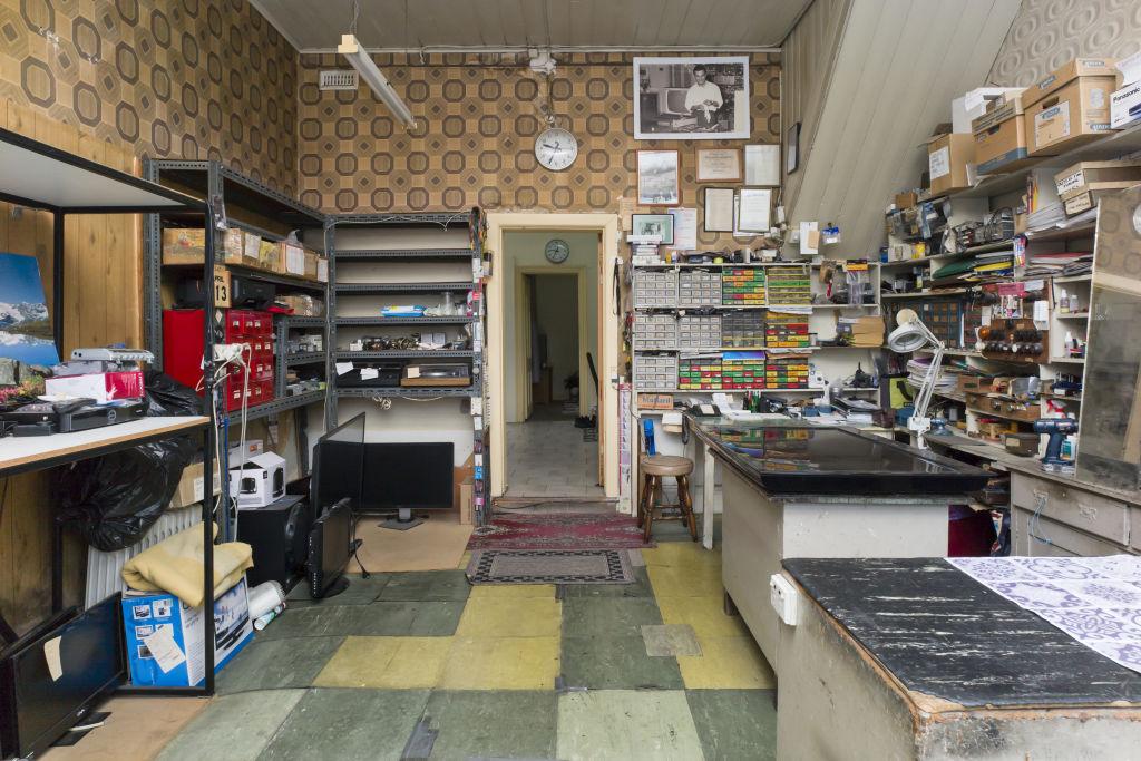 Kosovo TV & Radio Repairs, Scotchmer St, Fitzroy North, 2019