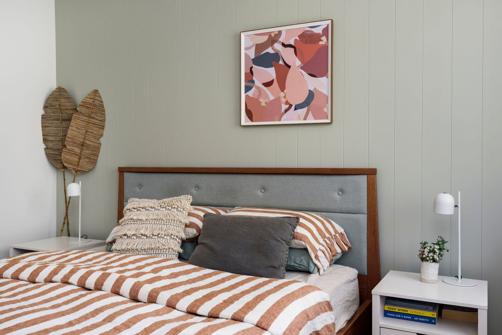Set For Life_The Henty House transformation_Bedroom