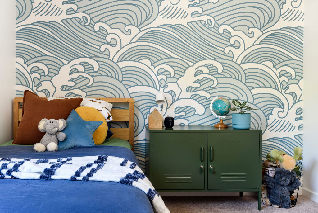 Set For Life_The Henty House transformation_Kids bedroom