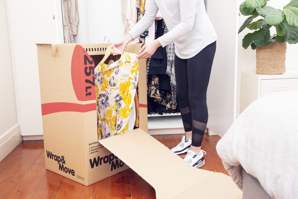Wrap&Move_Heavy Duta Porta Robe Moving Carton