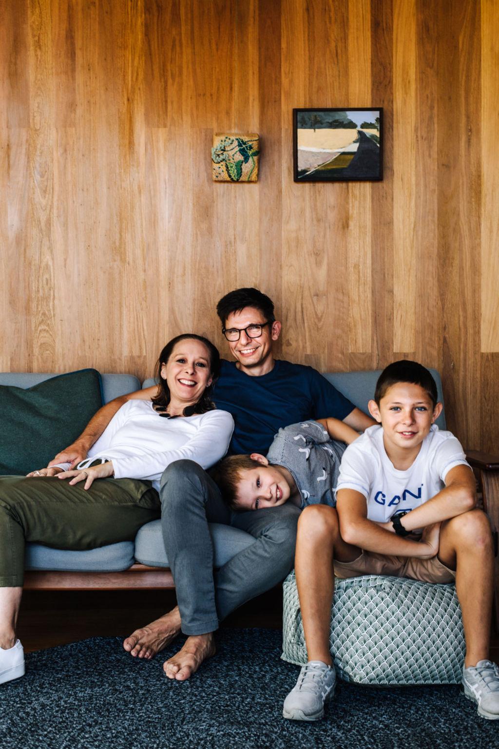 Fiedler Family