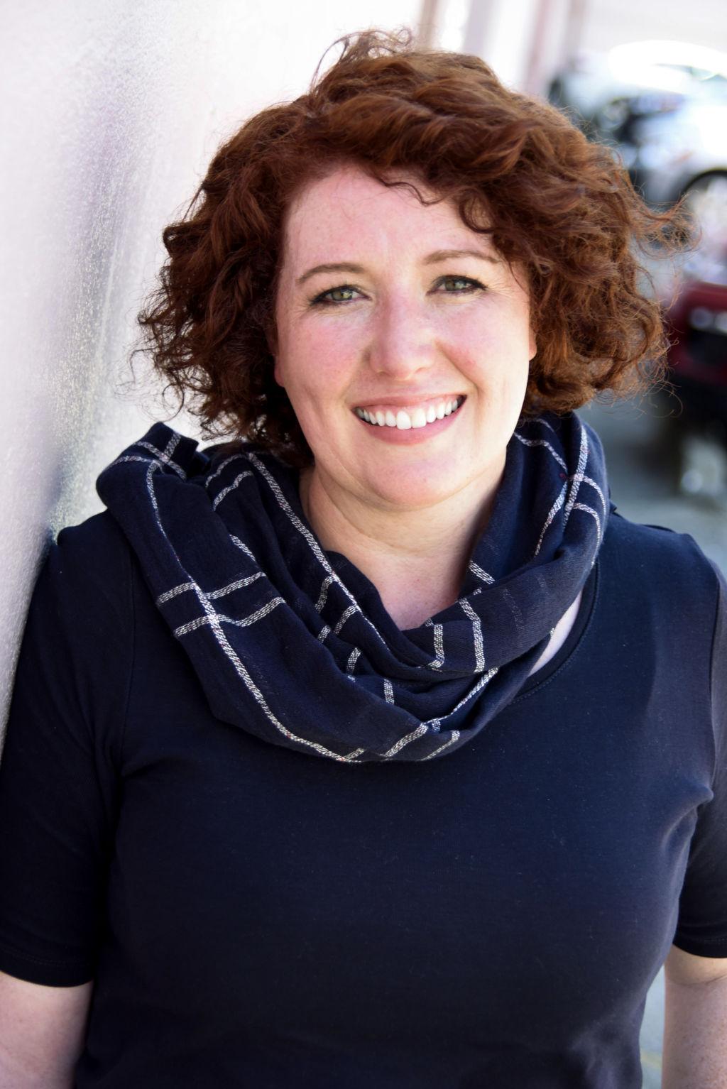 Bayside-based author Jane Harper.