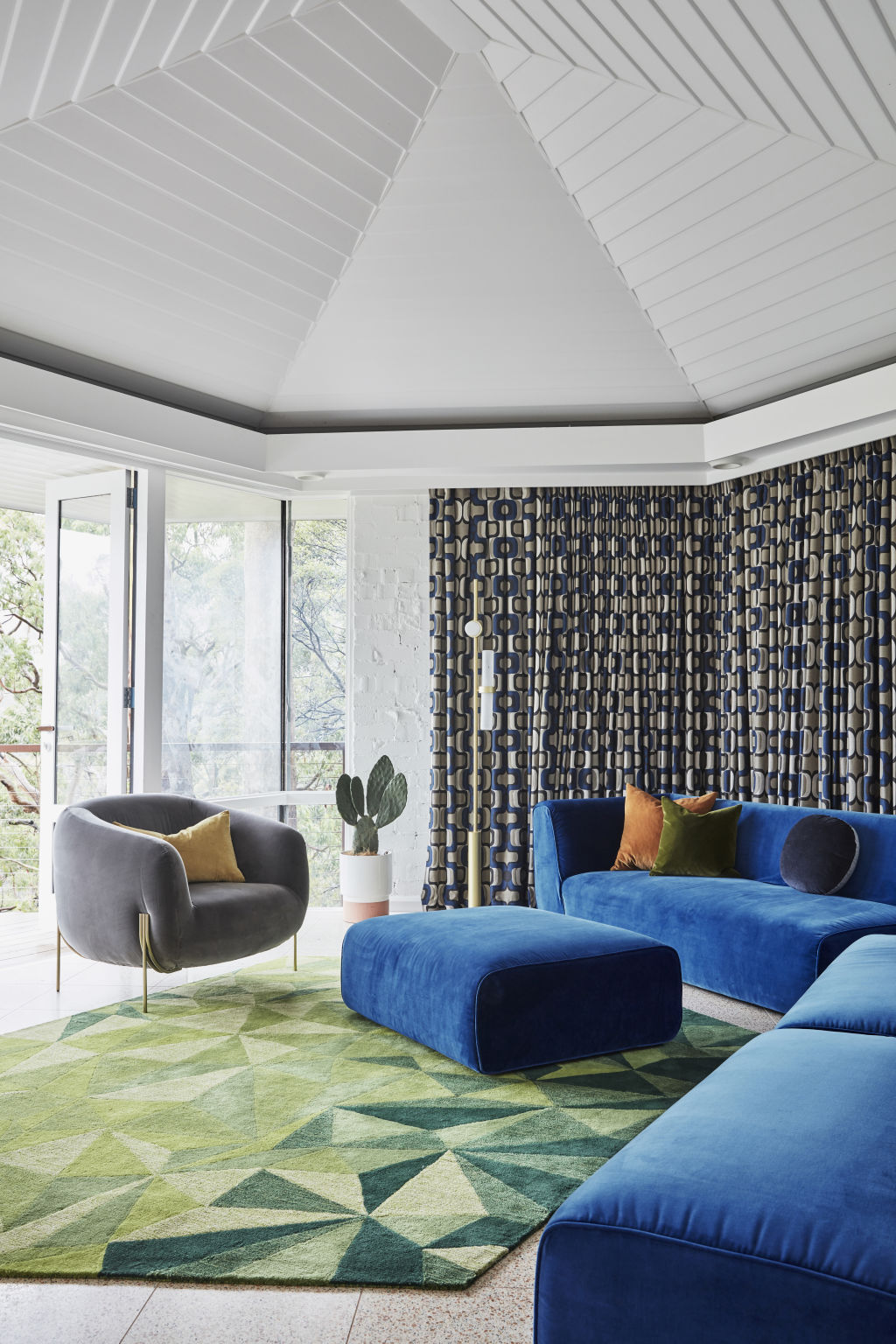 Tree House. Interiors: Studio Trio. Styling: Studio Trio