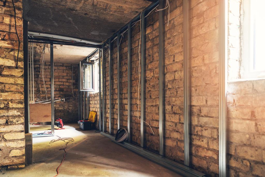 Building a basement