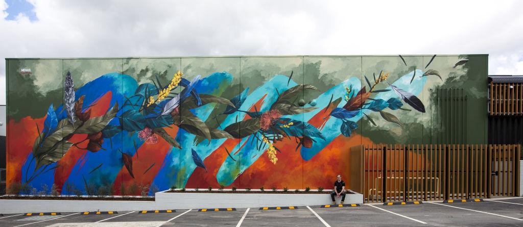Domain Review Street Art Murals Oct 13