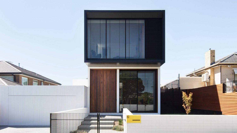 Bulleen House, Melbourne Photo: Ben Hosking.