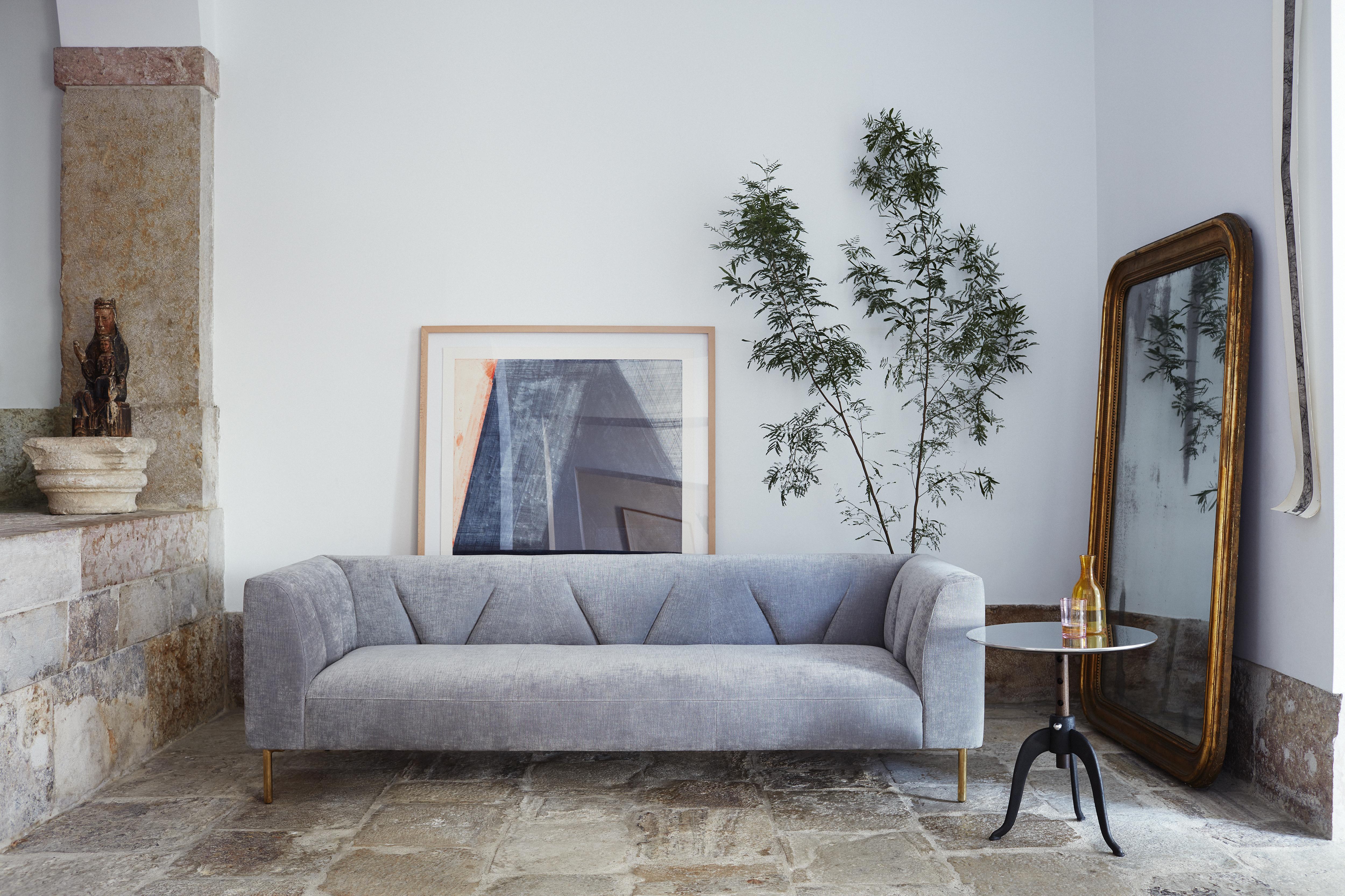 The Gates Sofa by Jason Miller