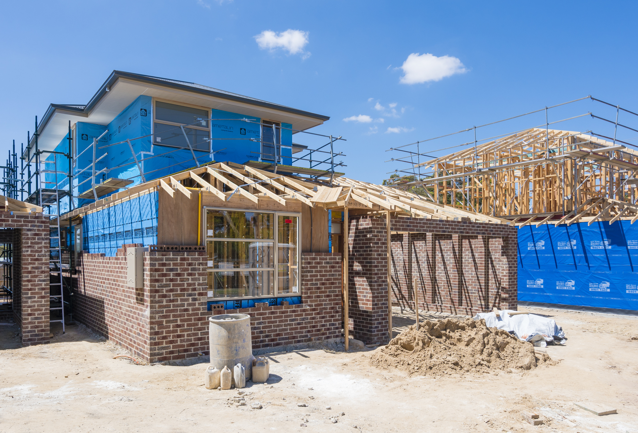 Check if your chosen builder pays their suppliers and trades on time.