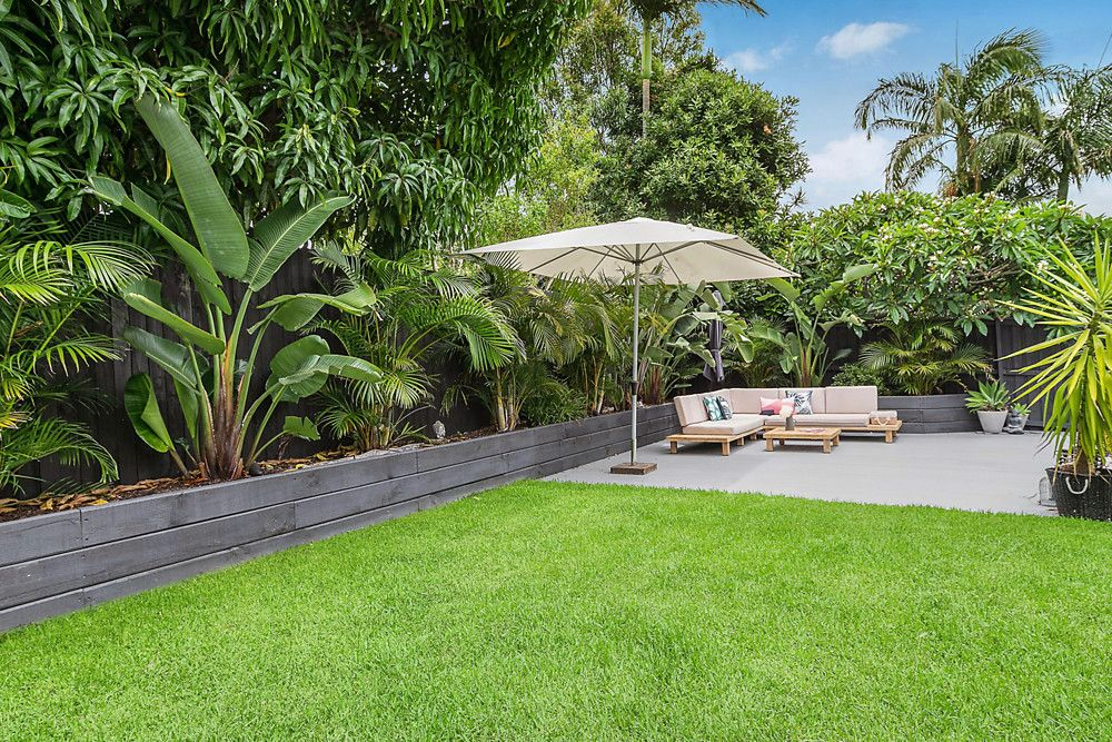 A lush new lawn has an immediate transformative effect.