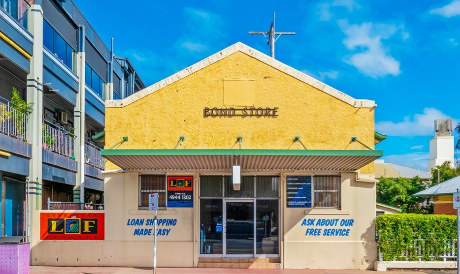 mackay-bond-store