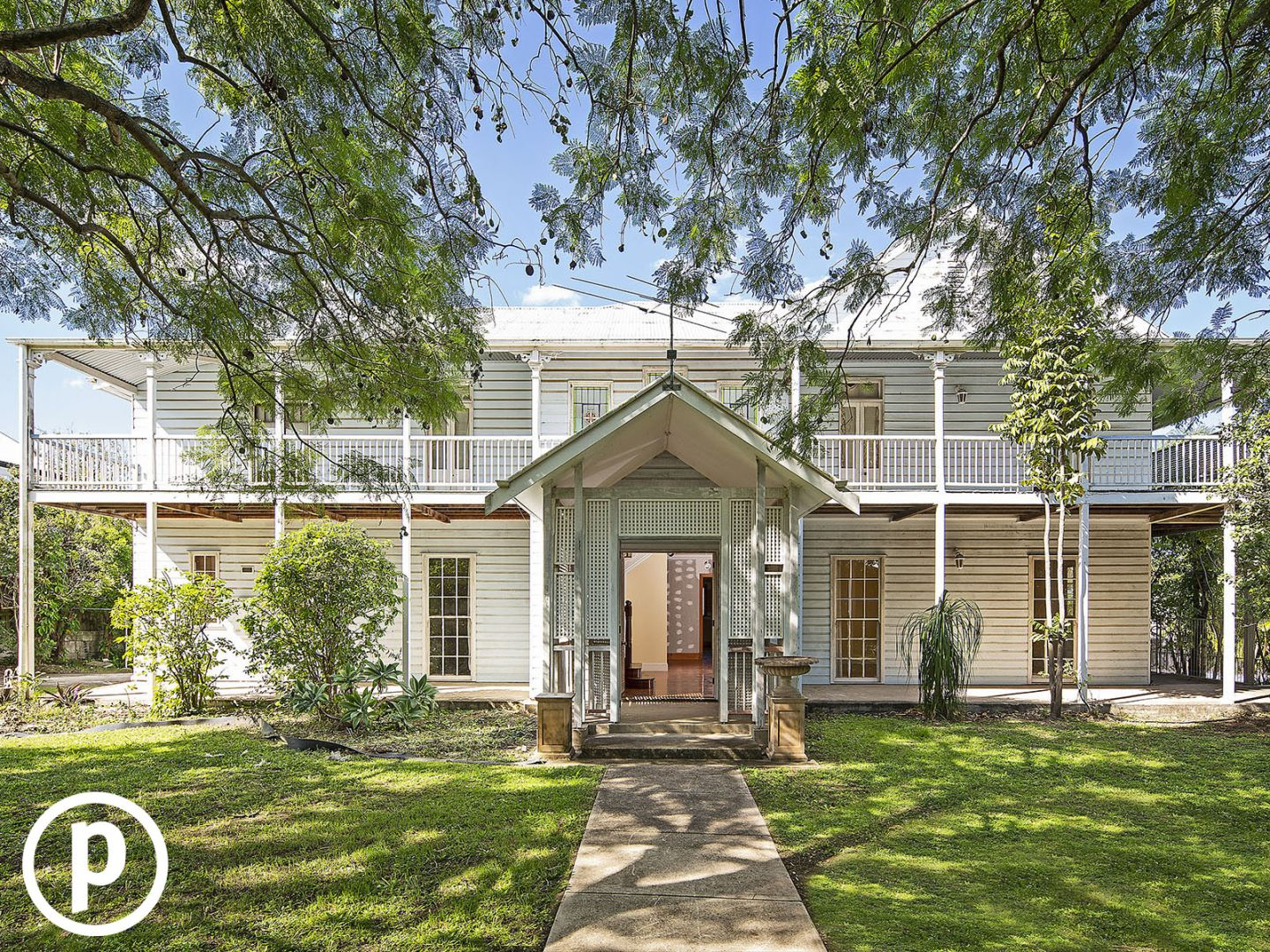 This five-bedroom, two-bathroom house at 75 Pring Street in Hendra is on the market for the first time in 25 years.
