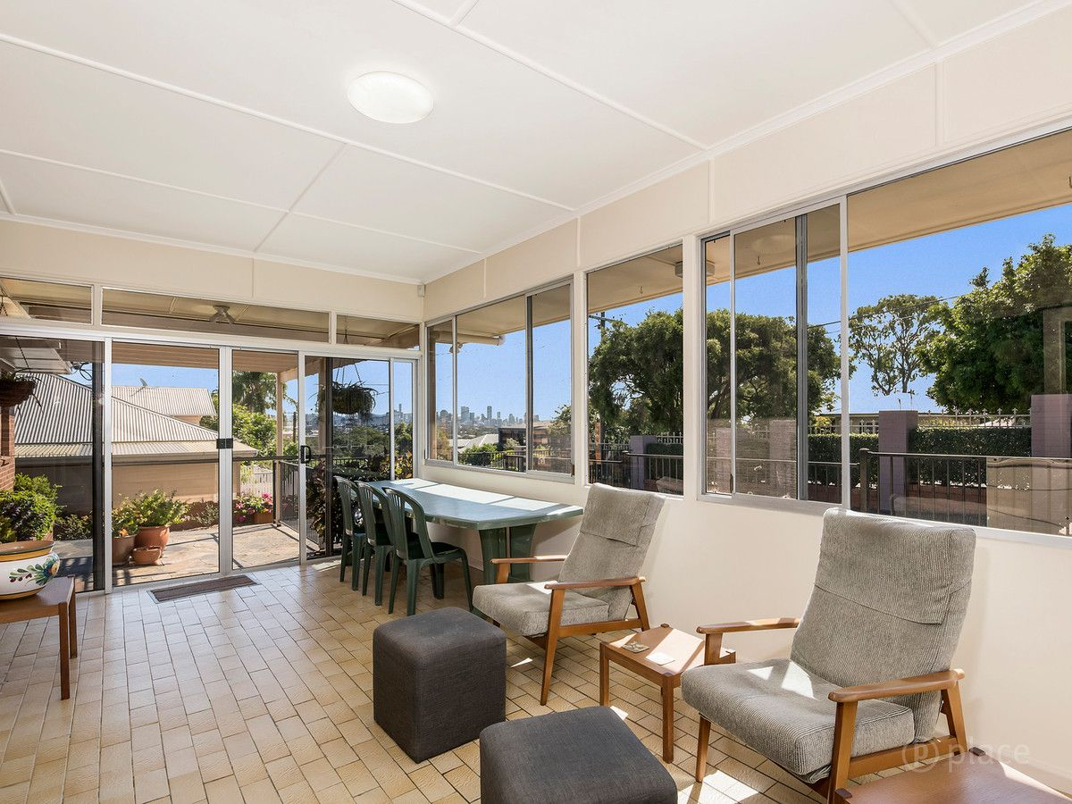 The post-war residence at 39 Newman Avenue in Camp Hill comes with city views.