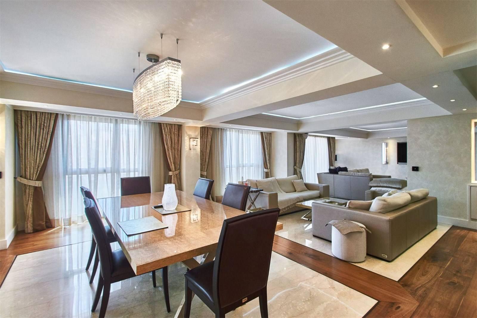 A luxury penthouse for sale near La Croisette in Cannes