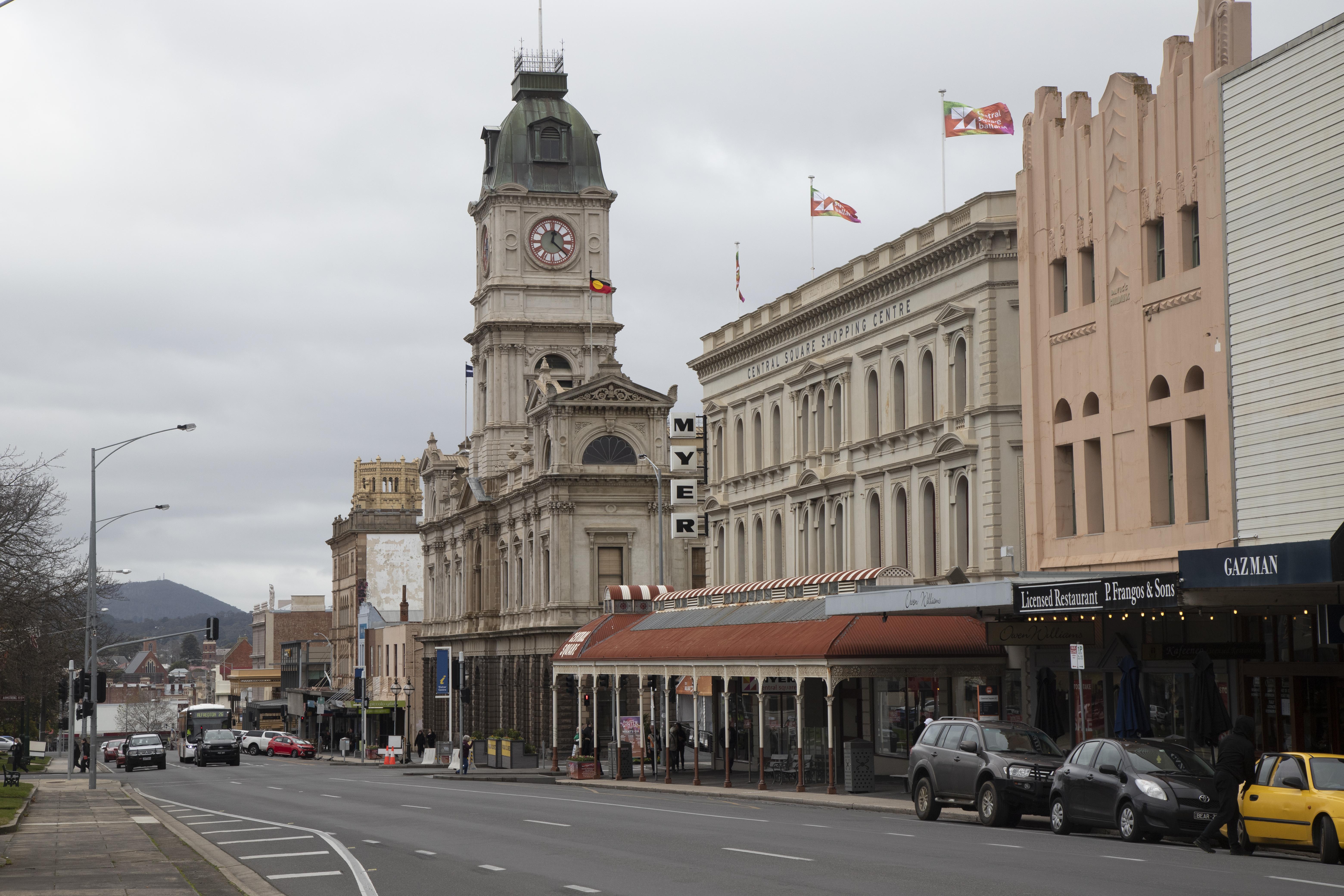 Neighbourhood: Ballarat