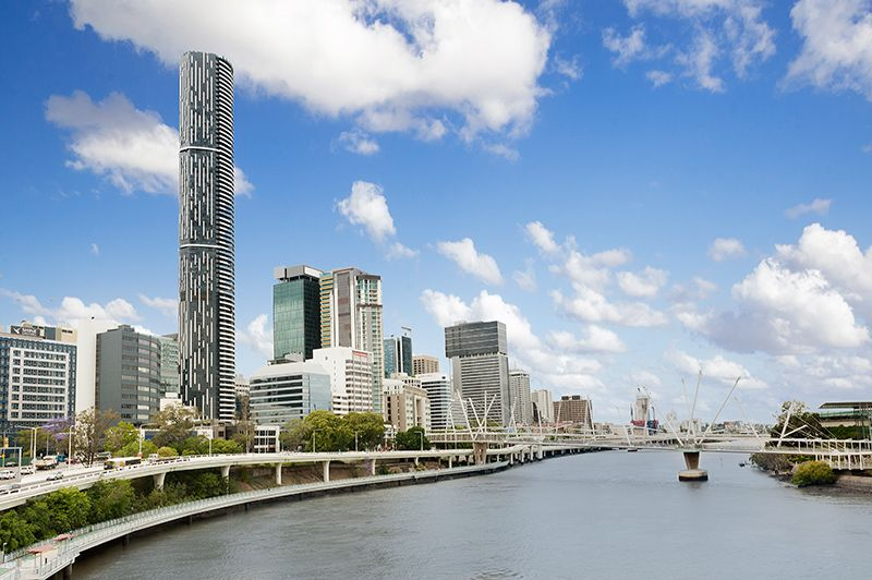 Furnished apartments are proving popular with Brisbane city renters.